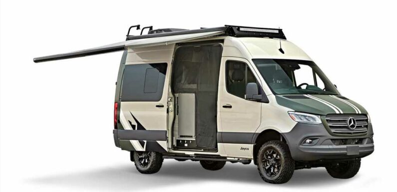 The 2022 Jayco Terrain Is Ready for Overnight Overlanding