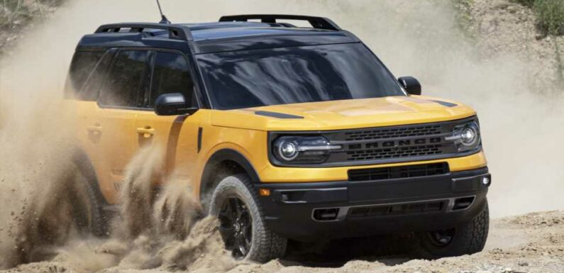 The Escape-Based Ford Bronco Sport Outsold the Actual Escape in September