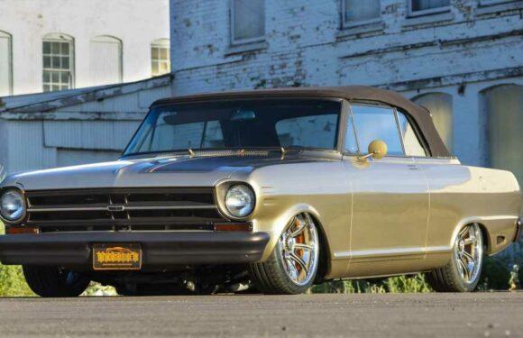 This 1963 Chevy Nova SS Was a Detroit Autorama Winner, Now It's Better