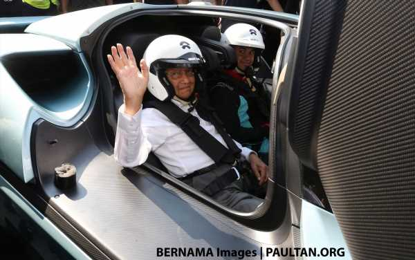 Tun M wades in on senior citizens driving issue, says age is not a factor – Alor Setar to KL drive, no problem – paultan.org