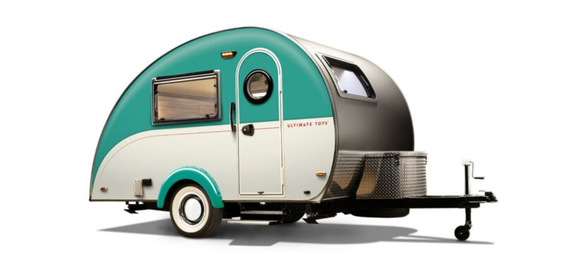 Ultimate Toys Introduces the Ultimate Camper, a Trendy Teardrop Camper