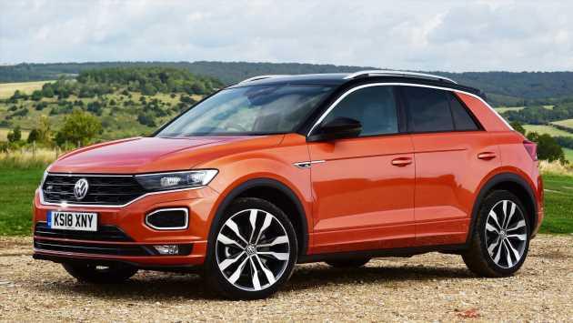 Used Volkswagen T-Roc (Mk1, 2017-date) review
