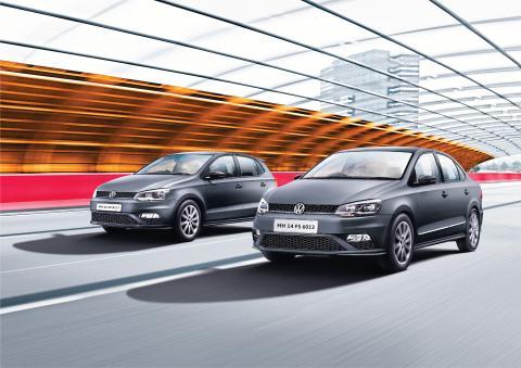 Volkswagen Polo & Vento Matt Edition launched