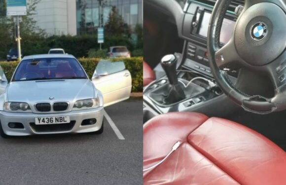 Would You Buy An E46 BMW M3 With A Heroic 331,260 Miles On The Clock?